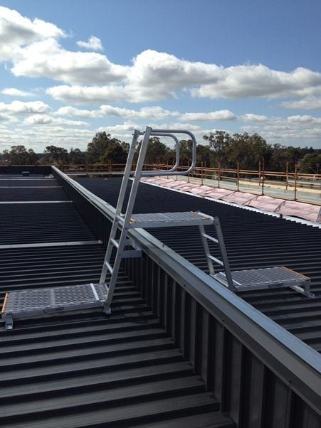 Height Safety Ladder Systems Amp Installation Anchor Safe
