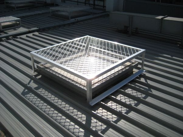 Skylight Protectors Amp Installation Anchor Safe