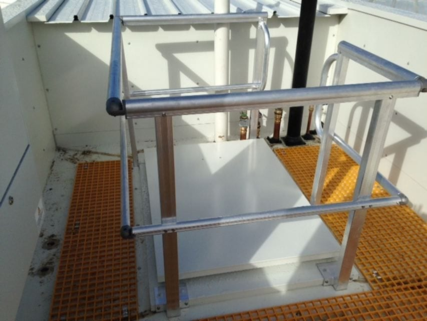 Roof Access Hatches & Ladders
