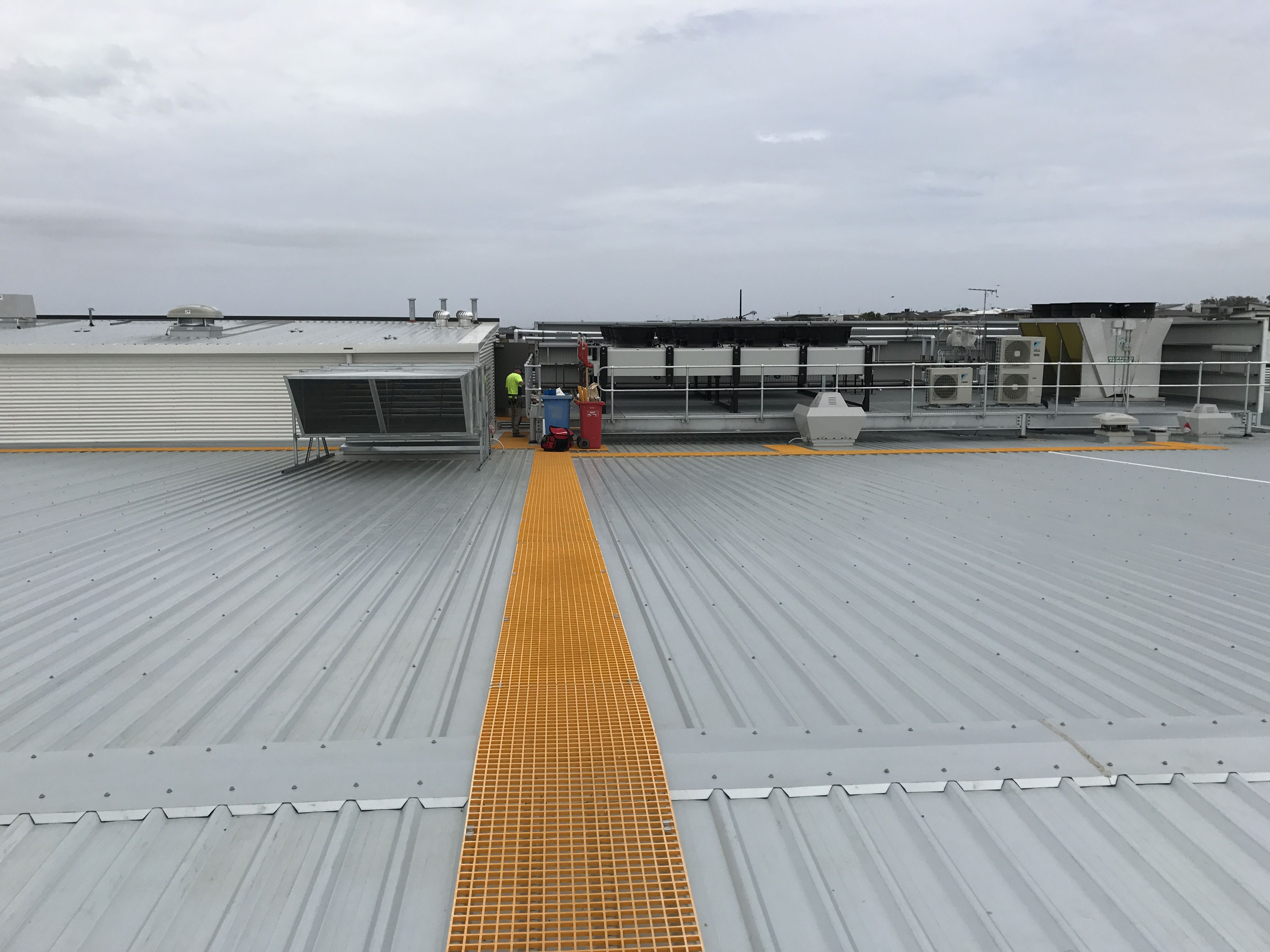 Roof Access Systems Australia