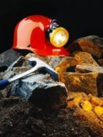 Are height-related accidents a problem in mining?
