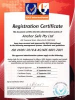 The highest standards of safety, quality and environmental management