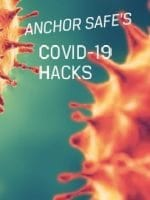 COVID-19 Hacks from Anchor Safes creative and dedicated team
